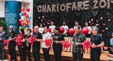 Uniting in the name of charity to raise a record-breaking RM330,000 for IMU Chariofare