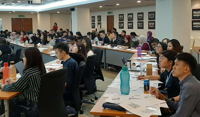 Second Installment of Diagnostic Lecture Series in Cytology - A Continuous Professional Development Programme on Peripheral Blood Film Analysis.