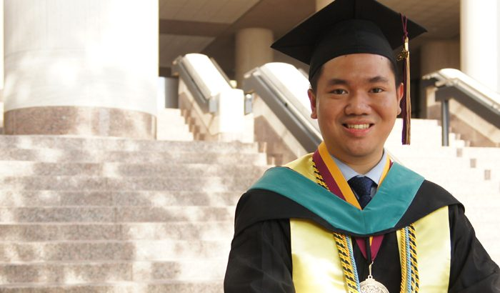 An IMU Psychology alumnus shares his journey from IMU to where he is now.