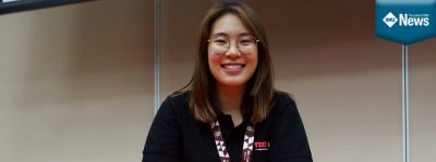 Tan Rui Shan, Amrita shares her journey as a scholar at IMU.
