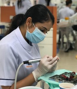 An IMU student shares her experience studying dentistry at IMU.