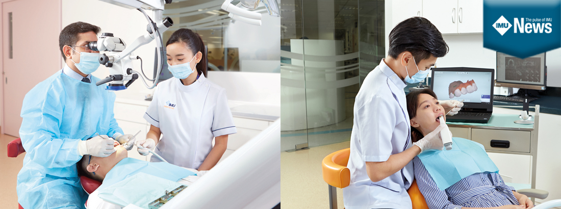 2 new postgraduate programmes by the School of Dentistry.