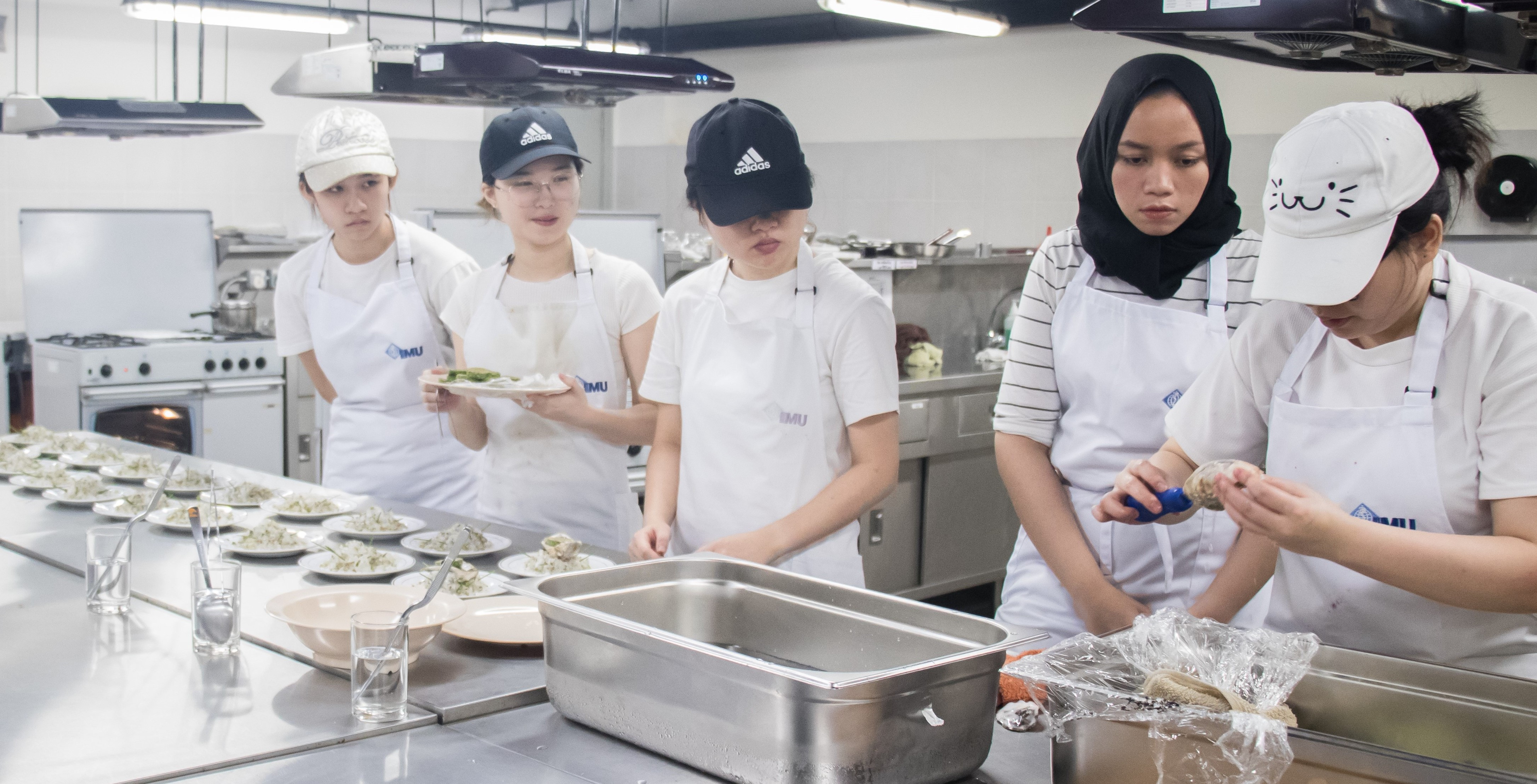 IMU dietetics students gain skills to promote healthy diets