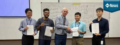 An excellent way to foster IMU Foundation in Science students' motivation and interest in Mathematics via a Mathematics-themed Escape Room Challenge.