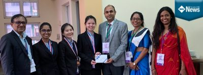 A enriching learning experience for 3 IMU medical students.