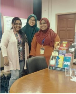 A MSc in Public Health graduate shares her journey as a postgraduate student at IMU.
