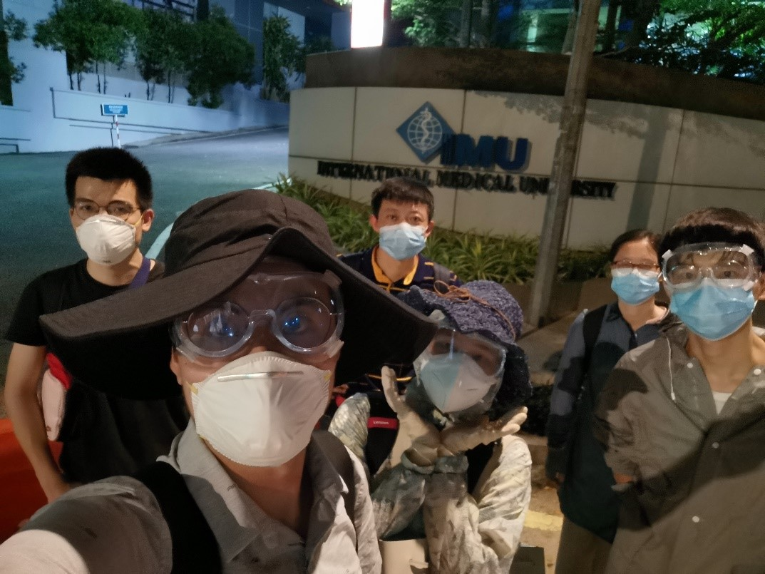 Six students from Shandong University, China describe their experience at a student mobility programme away from family during Chinese New Year and a pandemic.