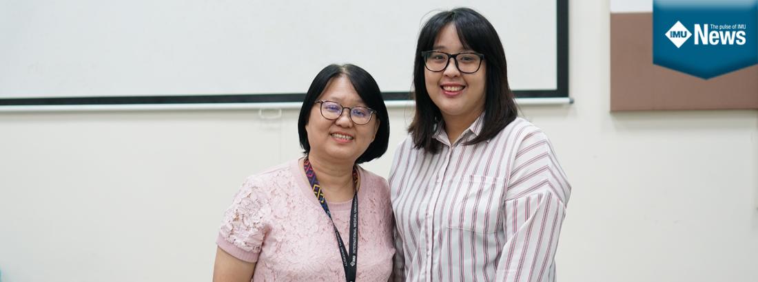 IMU Alumna, Valerie Lee shares her nursing journey to entrepreneurship.