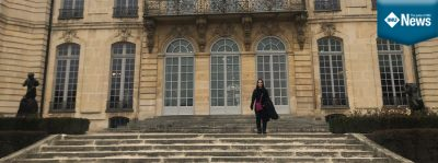 IMU Pharmaceutical Chemistry's student shares her experience in her Paris internship.