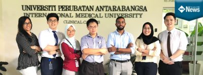Top MBBS IMU student from Sudan shares his experience.