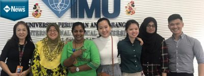 An IMU Medical student shares her experience at a hospital placement in her Semester 5.
