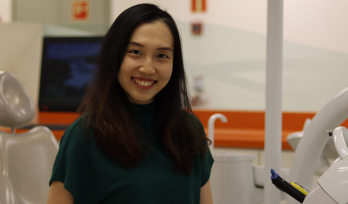 Jacklyn Ng Zhi Ling, an IMU Dental Student shares her experience competing with 34 other participants and winning the highest award conferred at the SEAADE conference.