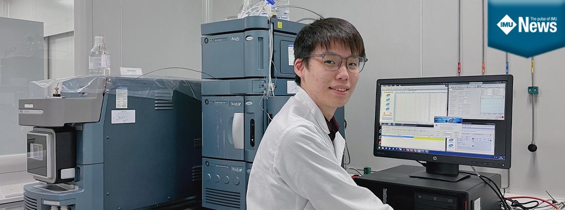 Eddy Yii Chung Ann shares his postgraduate journey at IMU.