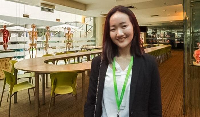 Wong Yoke Lan (Kath) shares her IMU journey.